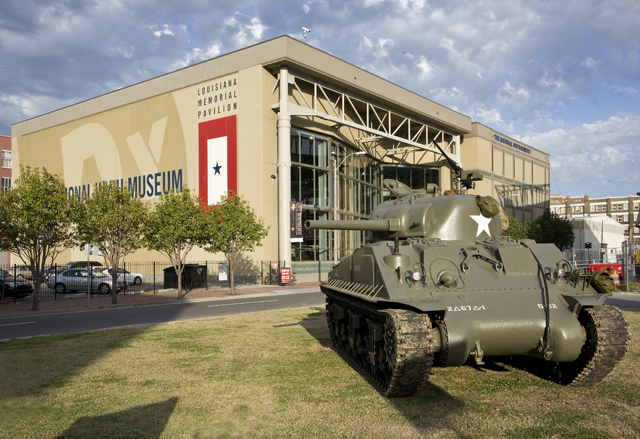 The National World War Ii Museum New Orleans Attraction