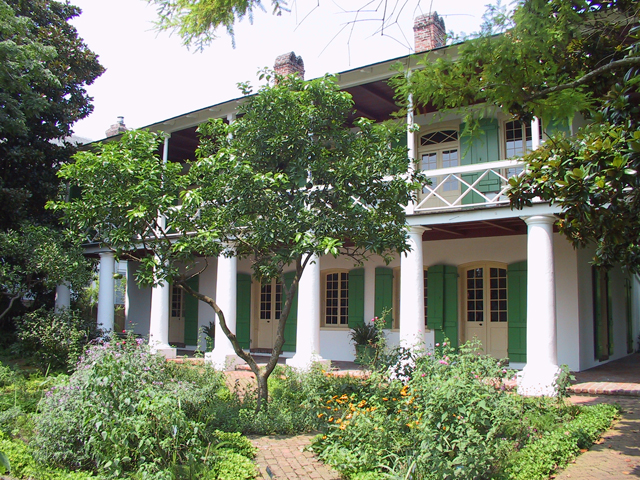 Pitot House New Orleans Attraction