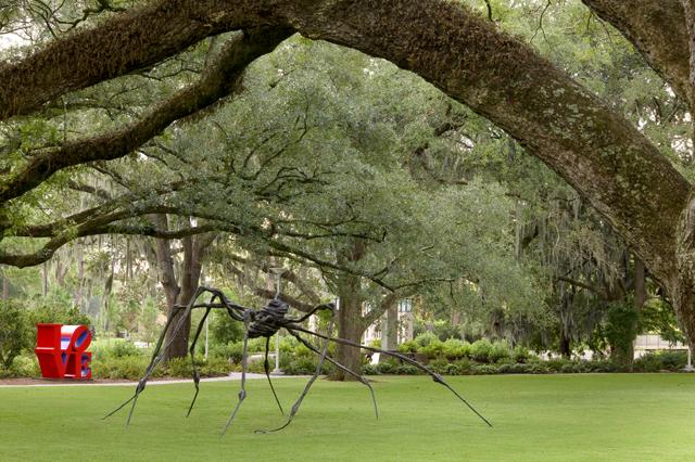 Sydney and Walda Besthoff Sculpture Garden | New Orleans | Attraction