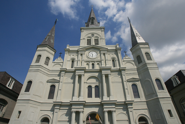 st louis cathedral new orleans attraction