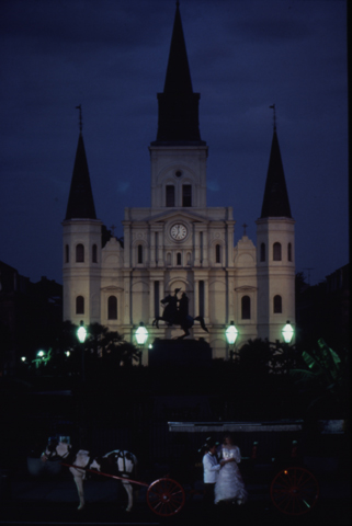 Hotels In New Orleans >> St. Louis Cathedral | New Orleans | Attraction