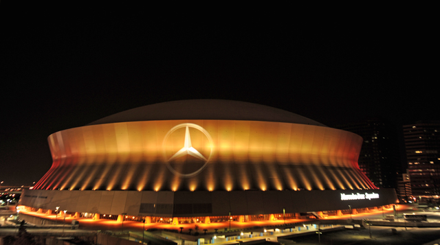 New orleans super dome - 3 9