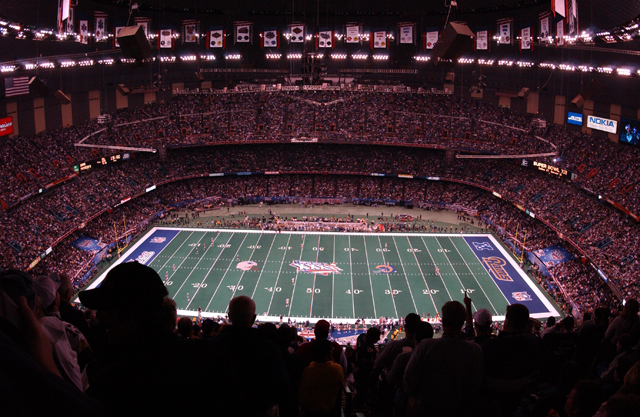 Image gallery mercedes benz superdome for Hotels near mercedes benz superdome new orleans la