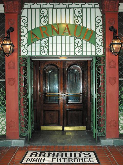 New Orleans Hotels >> Arnaud's Restaurant | New Orleans | Restaurant