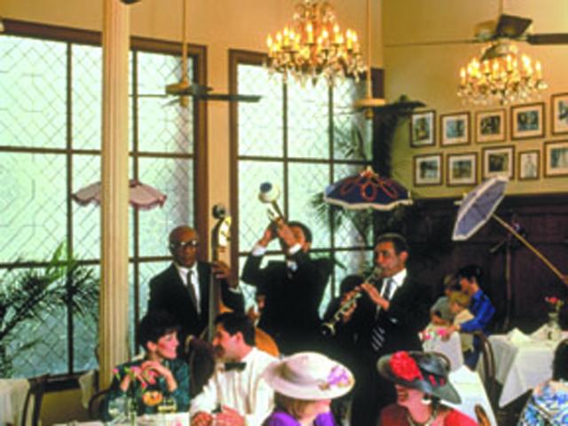 Arnaud's Restaurant  New Orleans  Restaurant