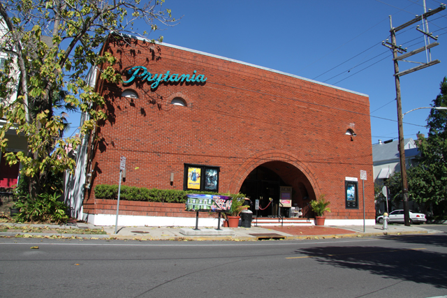 Prytania Theatre New Orleans Attraction