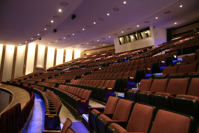 New Orleans Hotels >> Mahalia Jackson Theater | New Orleans | Attraction