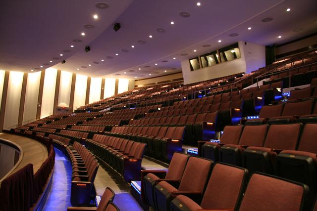 Mahalia Jackson Theater New Orleans Attraction
