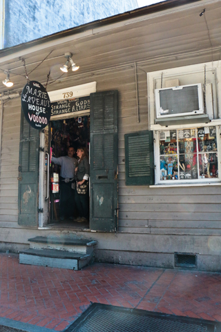 Marie Laveau House Of Voodoo New Orleans Shopping