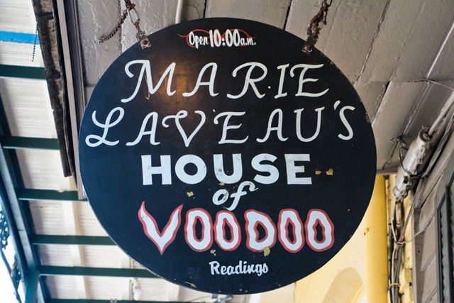 What Is Voodoo >> Marie Laveau House of Voodoo | New Orleans | Shopping