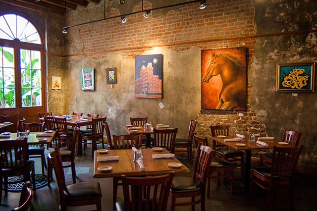 Crescent City Brewhouse New Orleans Restaurant