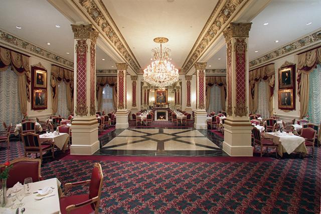 Crystal Room New Orleans Restaurant