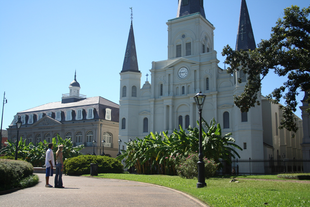 Jackson Square New Orleans Attraction
