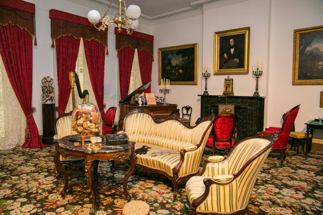 The 1850 House New Orleans Attraction