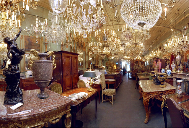 the french antique shop