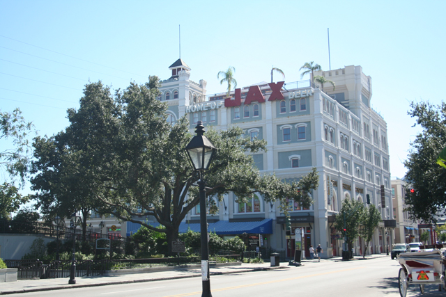 New Orleans Hotels >> Jax Brewery | New Orleans | Shopping