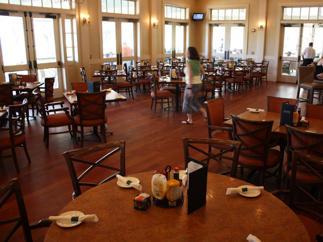 Audubon Golf Clubhouse New Orleans Restaurant