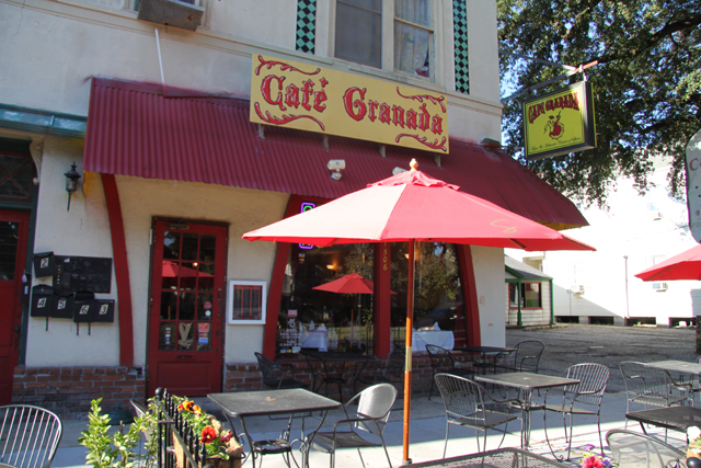 Cafe Granada New Orleans