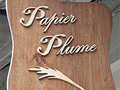 Papier Plume Stationary
