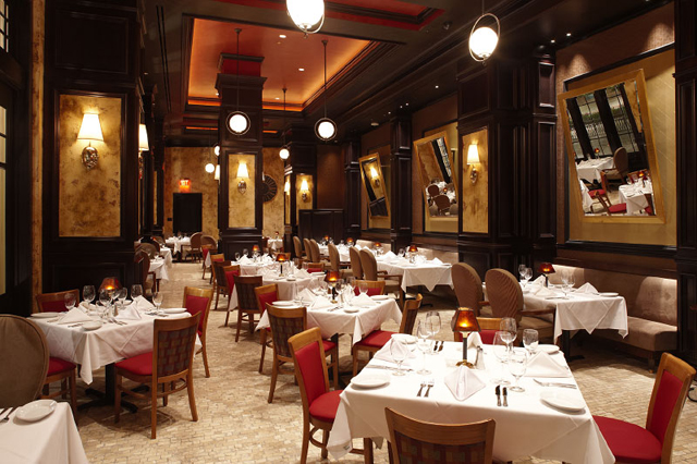 Crescent City Steakhouse Restaurant New Orleans