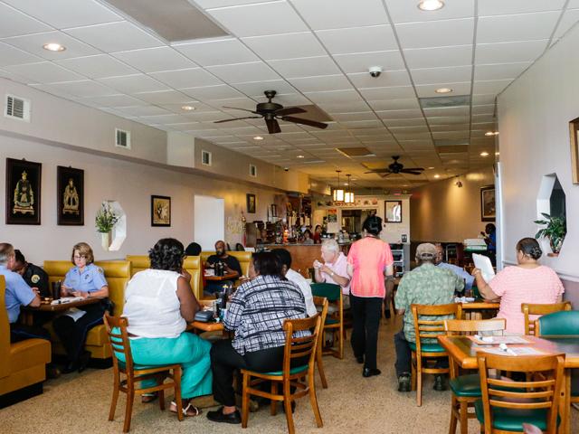 Chinese Tea Garden New Orleans Restaurant