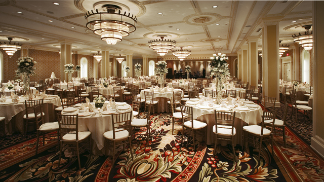 Wedding Reception Venues In Waldorf Md : Roosevelt hotel new orleans place of lodging