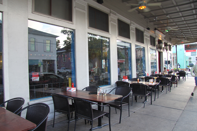 The Rum House New Orleans Restaurant
