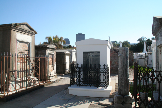 St Louis Cemetery No 1 New Orleans Attraction
