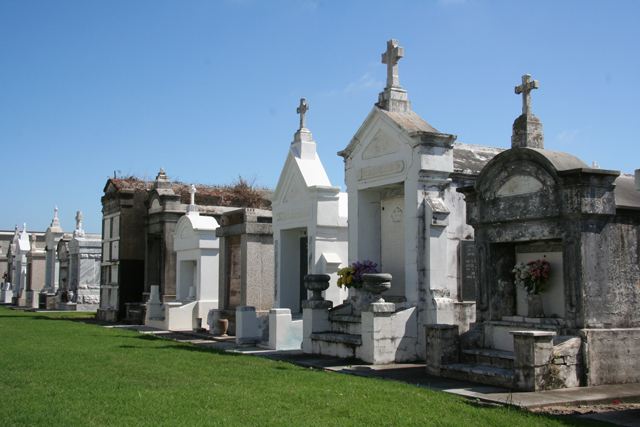 St Louis Cemetery No 3 New Orleans Attraction