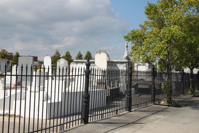 St Patrick S Cemetery No 1 New Orleans Attraction