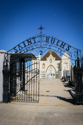 New Orleans Coupons >> St. Roch Cemetery   New Orleans   Attraction