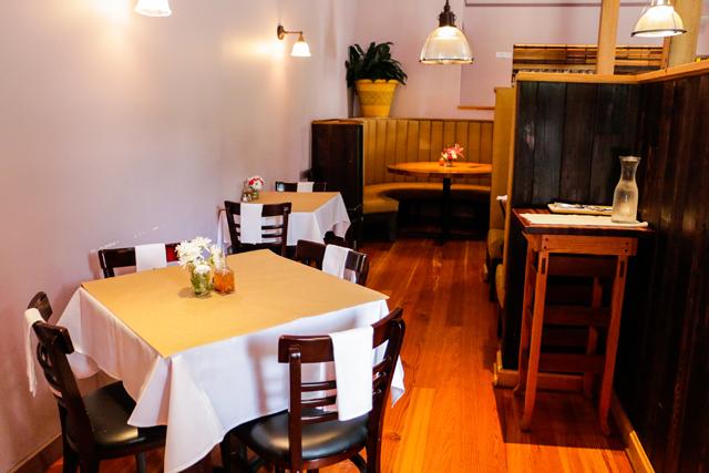 Boucherie New Orleans Restaurant