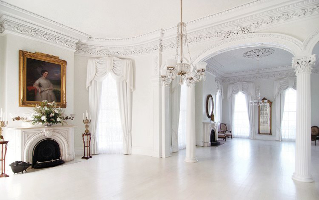 Mansion Music Room