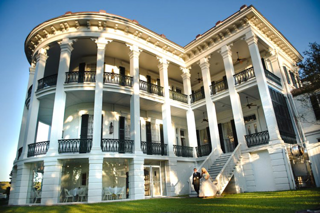 Nottoway Plantation New Orleans Attraction