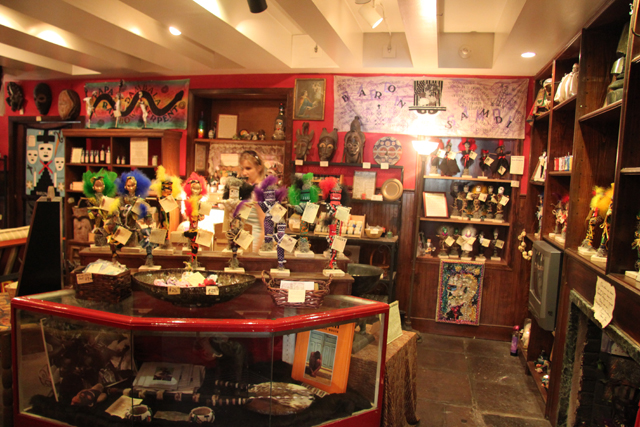 Voodoo Authentica New Orleans Shopping