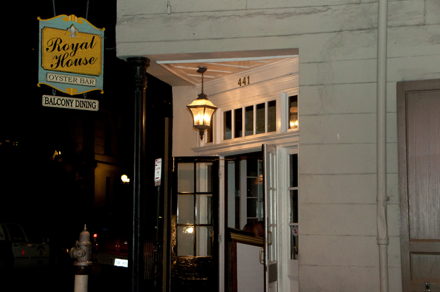 Hotels In New Orleans >> Royal House | New Orleans | Restaurant