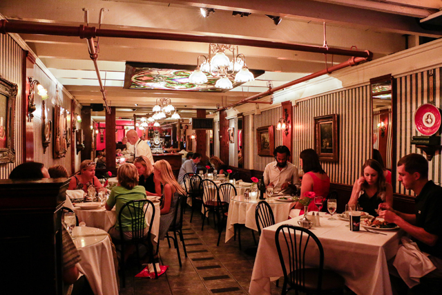 Irenes Cusine Of The French Quarter New Orleans Restaurant