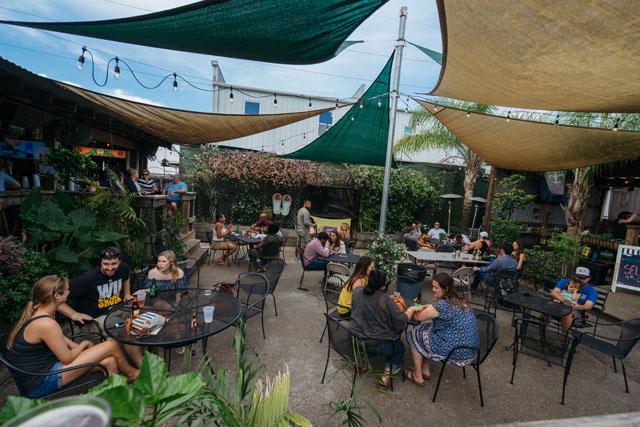 Bayou Beer Garden | New Orleans | Nightlife Venue