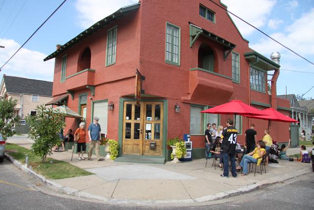 The Ruby Slipper Cafe New Orleans Restaurant