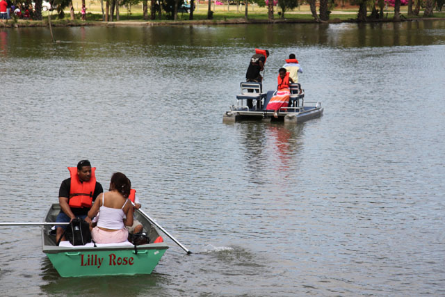 City Park Boat & Bike Rentals