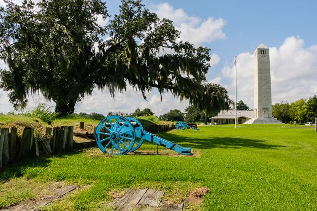 Chalmette Battlefield New Orleans Attraction