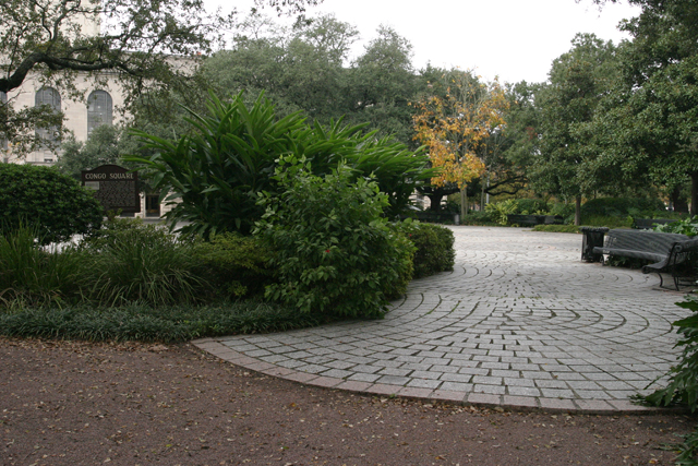 Congo Square New Orleans Attraction