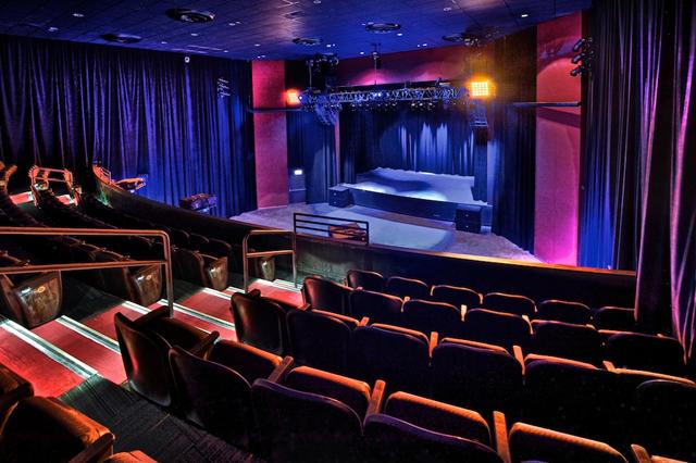 Kaiapoi movie theatre