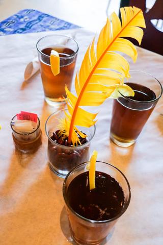 Golden Feather Bistro New Orleans Restaurant
