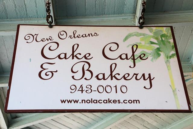 New Orleans Cake Caf Ef Bf Bd Bakery New Orleans La