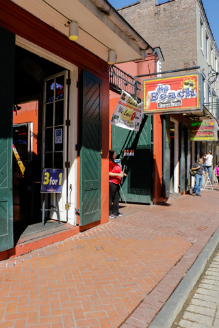French Quarter Hotels >> Beach on Bourbon | New Orleans | Nightlife Venue