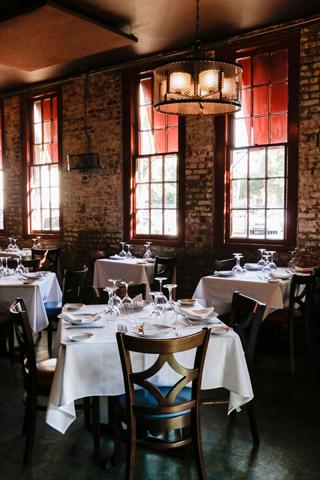 New Orleans Hotels >> La Boca | New Orleans | Restaurant
