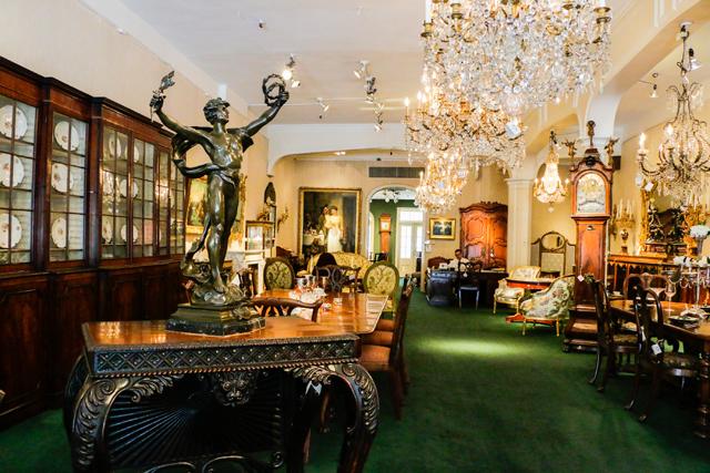 Ida Manheim Antiques New Orleans Shopping