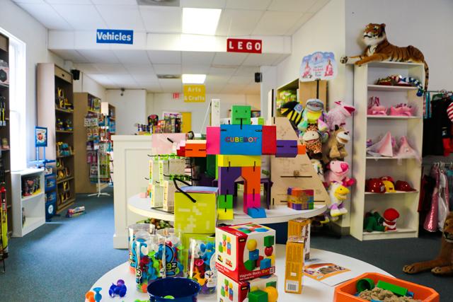 Magic Box Toys New Orleans Shopping