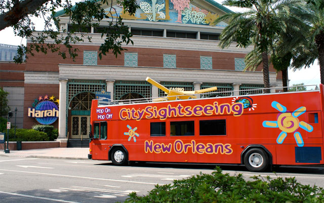City sightseeing new orleans new orleans tour company for Mercedes benz superdome parking pass
